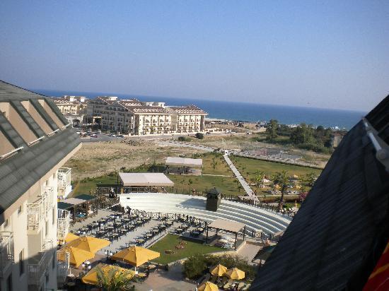 Colakli, Tyrkia: Çatı katı:)