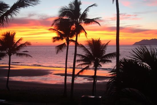 Fancy waking up to this! Sunrise Rose Bay Resort Bowen