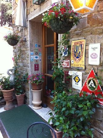Trattoria Gigi Di Lippi Luciano : hotel david