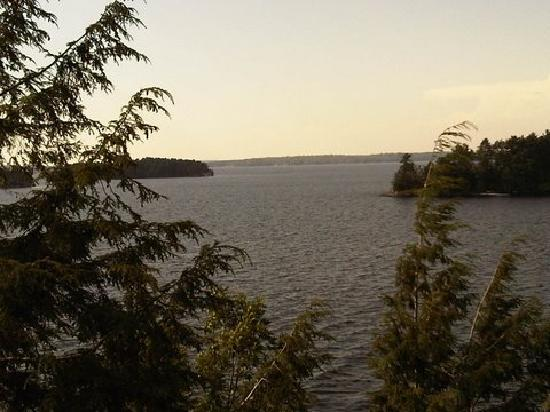 Gravenhurst, Canada: View from room