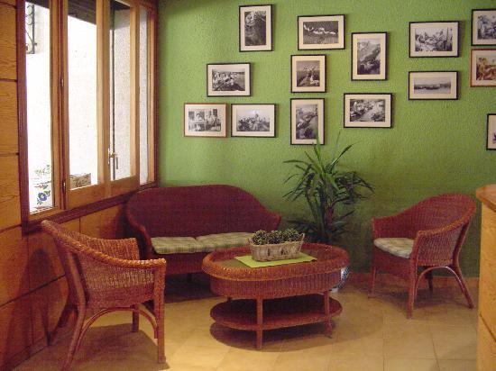 Hotel Llorca: recepción