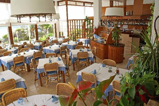 Hotel Llorca: comedor