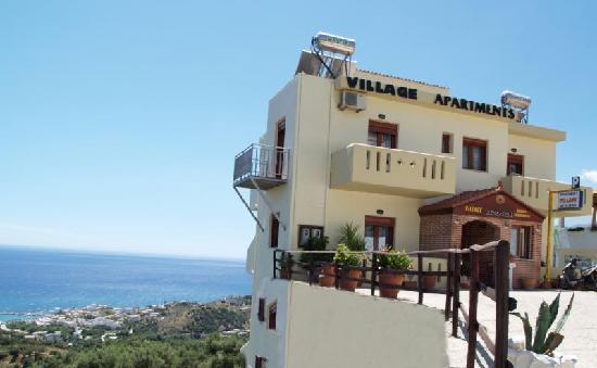 The Village Apartments: Village Apartments - Building
