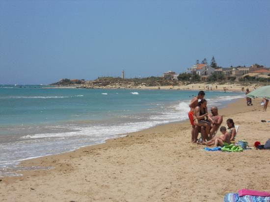 Hotel Mar&Sol: Foto dalla spiaggia davanti all'hotel
