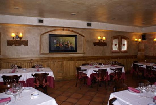 Cerveceria Restaurante Casa Martina: Salon 2