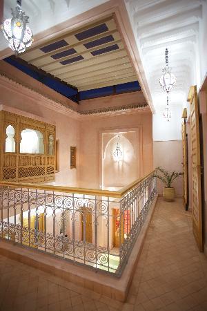 Riad Mazaya: 1er étage