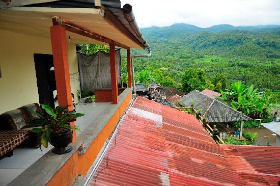 One Homestay : Nice view