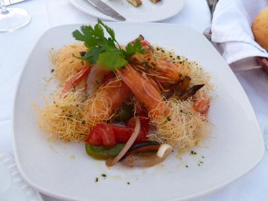 Lagos Mare: Anniversary Dinner