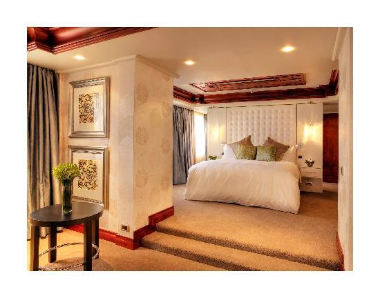 InterContinental Johannesburg Sandton Towers: Penthouse bedroom