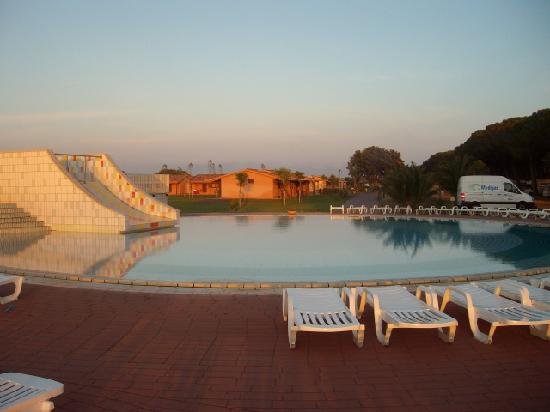 Montalto di Castro, إيطاليا: piscina