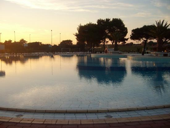 Montalto di Castro, Italien: piscina