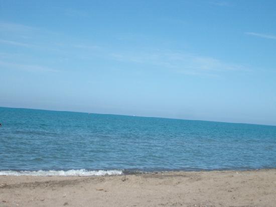 Montalto di Castro, Italie : mare