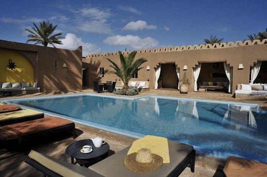 Villa 55 Marrakech - Pool House Piscine