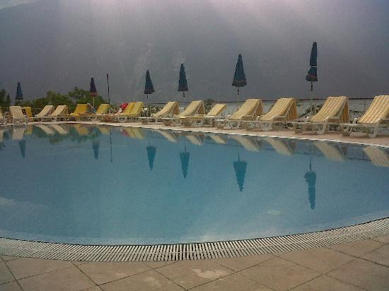 Hotel Panorama: Lovely pool area