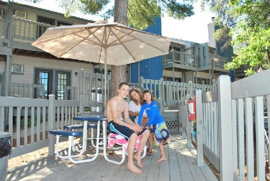 Caribbean Club Resort: view 2