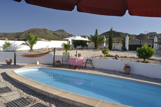 Масаррон, Испания: Relax in the country in REAL Spain @ Casa Valentina, Mazarron