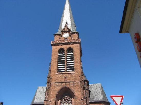 Heilig Kreuz Kirche: belltower