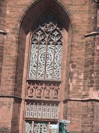 Heilig Kreuz Kirche: window