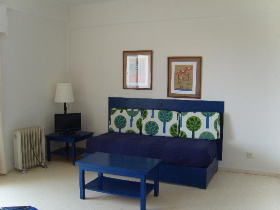 Apartamentos Playa Torrecilla: living room