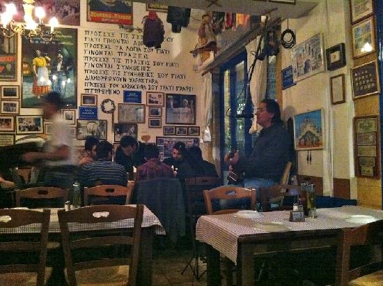 singing greek songs - Picture of Kathodon, Nicosia - TripAdvisor