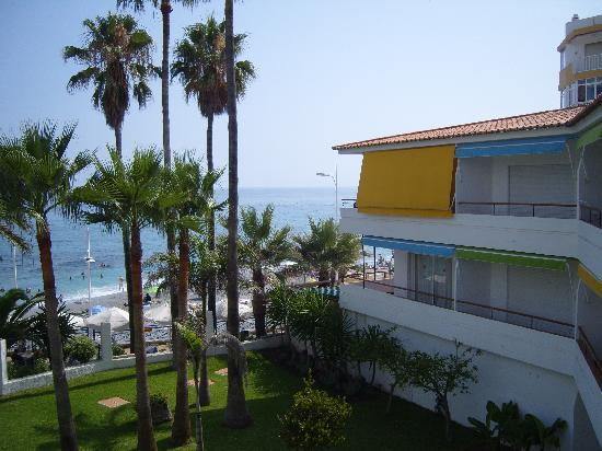 Apartamentos Playa Torrecilla: views