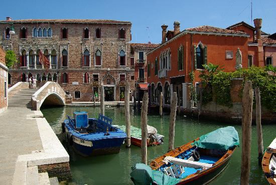 Venedig, Italien: A quiet corner of the Venezia Sestiere