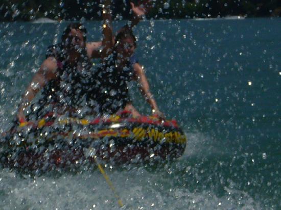 Tsasdi Resort: Lots of water sports