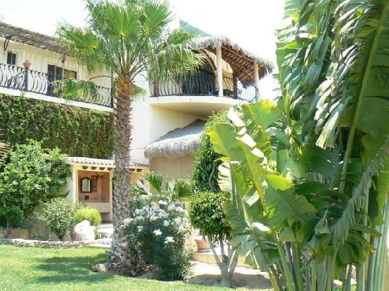 Positano Hotel: eco friendly & charm garden