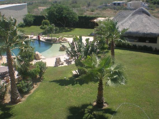 Positano Hotel: junior suite for 3 guests garden view