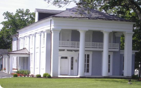 Harrodsburg, Κεντάκι: Diamond Point Mansion