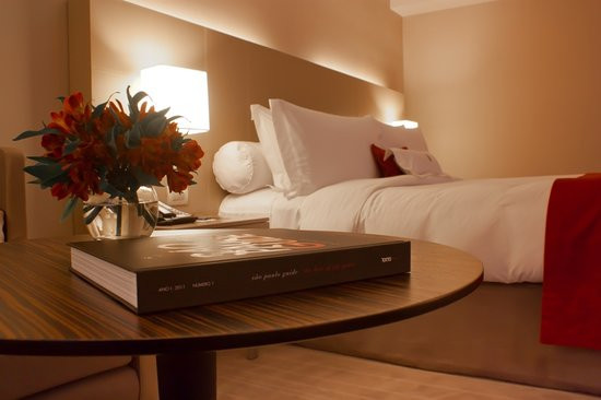 InterContinental Sao Paulo : King bed room
