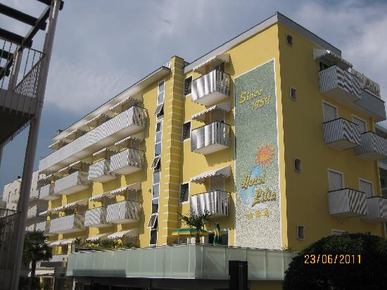 Hotel Lilia: Hotelansicht