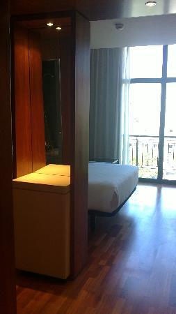AC Hotel Aitana: habitación
