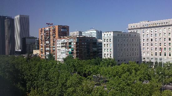 AC Hotel Aitana: vistas