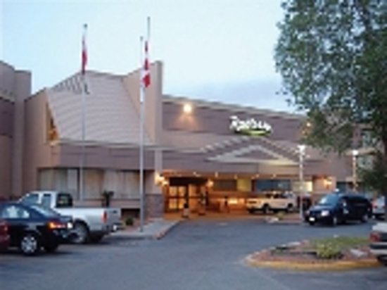 Sudbury, Kanada: Welcome to the Radisson