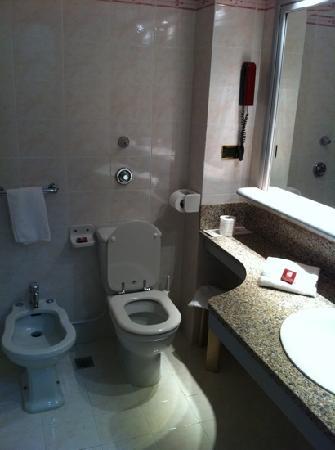 Hotel Grazia Deledda : bagno