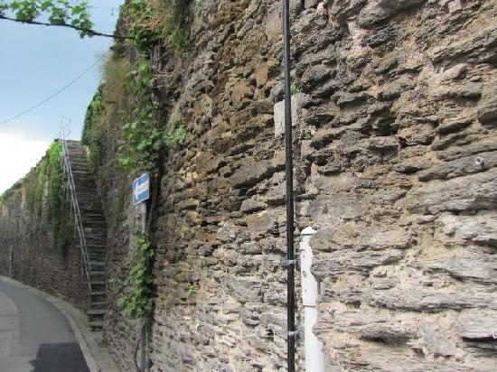 ringwall picture of city fortifications oberwesel tripadvisor