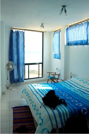Hotel Casa Sol Isabela : Hotel Sol - Top Room