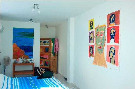 Hotel Casa Sol Isabela: Hotel Sol - Top Room