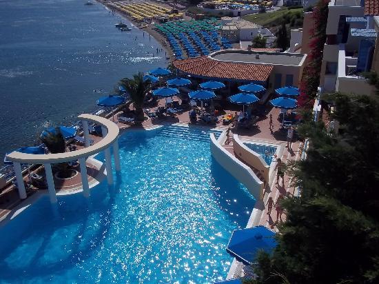 Mitsis Summer Palace: just perfect..