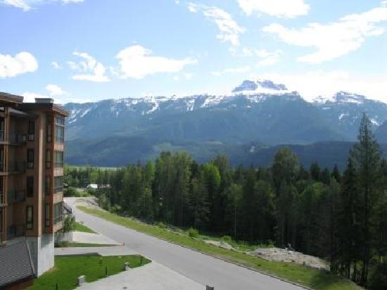 The Sutton Place Hotel Revelstoke Mountain Resort : Vue avant