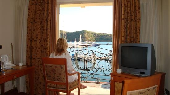 Ece Saray Marina & Resort : room
