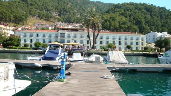 Ece Saray Marina & Resort : hotel
