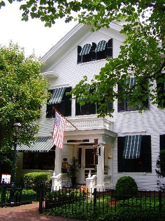 The Charlotte Inn -