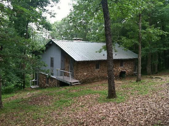 Wilderness Lodge: My cabin, #21