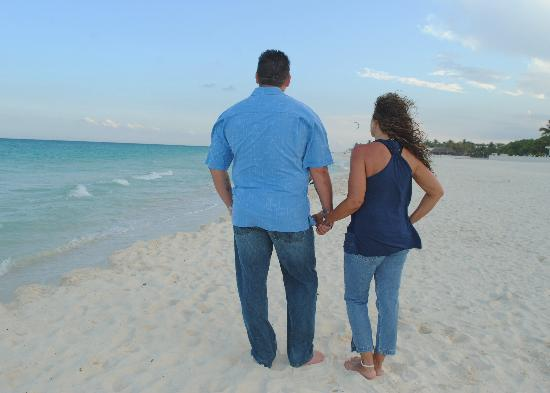 Playacar Palace: AWESOME beach