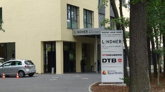 Lindner Hotel & Sports Academy: das Hotel