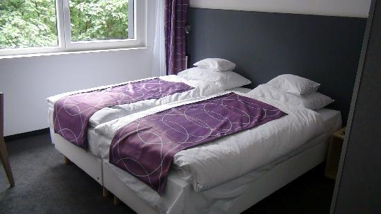 Lindner Hotel & Sports Academy: das Zimmer