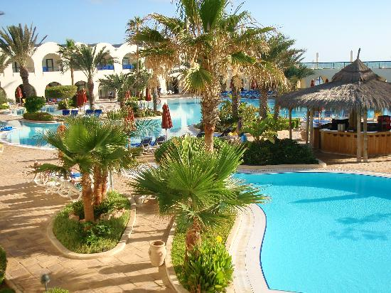 SENTIDO Djerba Beach: view from room 2147