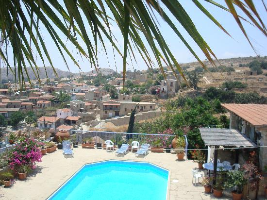 Cyprus Villages: View of the main pool